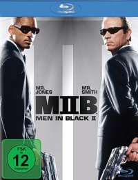 Titelmotiv - Men in Black 2