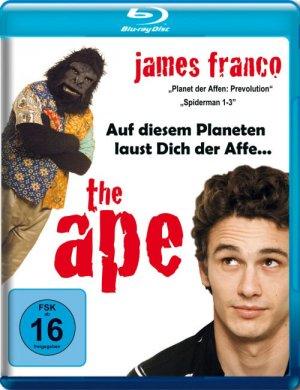 Titelmotiv - The Ape - Auf diesem Planeten laust dich der Affe