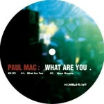 Covermotiv - Paul Mac - What Are You