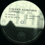 Covermotiv - Oliver Rosemann - Maya EP