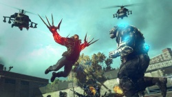 screenshots by activision - Prototype 2 - Limited Radnet Edition