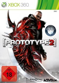 Titelmotiv - Prototype 2 - Limited Radnet Edition