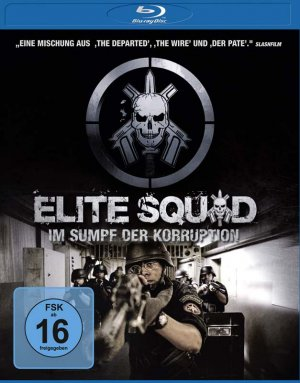 Titelmotiv - Elite Squad - Im Sumpf der Korruption