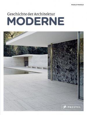 Titelmotiv - Geschichte der Architektur - Moderne