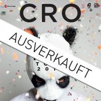 Cro Konzerte am 01.11. in Leipzig und 03.11. in Dresden bereits ausverkauft!