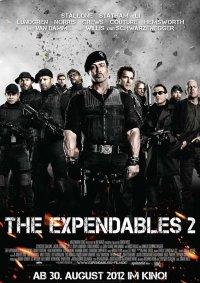 Titelmotiv - The Expendables 2