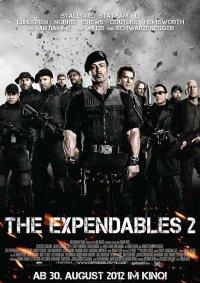 Titelmotiv - The Expendables 2