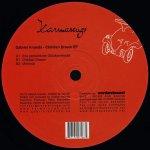 Covermotiv - Gabriel Ananda - Childish Dream EP