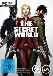 Packshot - The Secret World