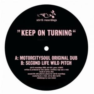 Covermotiv - Keep On Turning