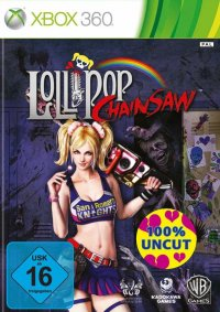 Titelmotiv - Lollipop Chainsaw