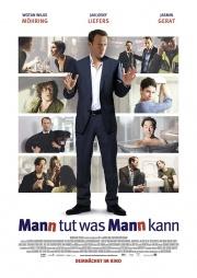 (Bild, © NFP/Warner Bros. 2012) - Mann tut was Mann kann