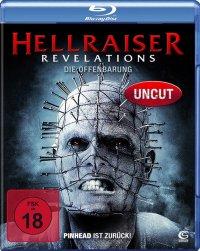 Titelmotiv - Hellraiser: Revelations