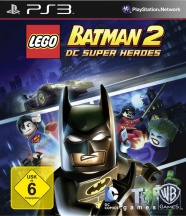 Packshot - Lego Batman 2: DC Super Heroes
