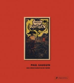 Titelmotiv - Paul Gauguin - Das druckgrafische Werk