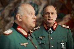 Gen. Feldmarschall von Kluge mit Rommel - Rommel