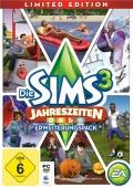 Packshot - Die Sims 3: Jahreszeiten - AddOn