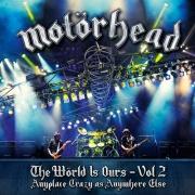 Covermotiv - Musik - Motörhead - The Wörld Is Ours - Vol. 2