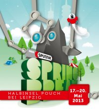 Sputnik Spring Break 2013 hat voll