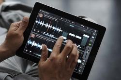 Traktor DJ - individueller EQ - Traktor DJ App für iPad