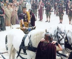 Pompey (Christopher Noth) - Julius Caesar