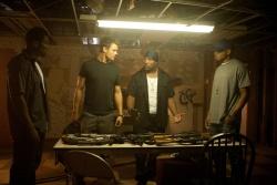Jeremy Coleman (Josh Duhamel) und Lamar (Curtis Jackson) - Fire with Fire