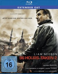 96 Hours - Taken 2, Titelmotiv
