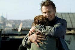 Kim (Maggie Grace) und Bryan Mills (Liam Neeson) - 96 Hours - Taken 2