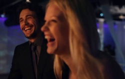 Frances (James Franco) und Angelina (Ashley Hinshaw) - Cherry - Wanna play?
