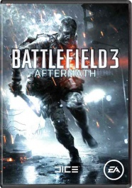 Packshot - Battlefield 3 - Aftermath