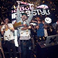 ESKEI83 ist erster deutscher Red Bull Thre3style Champion!