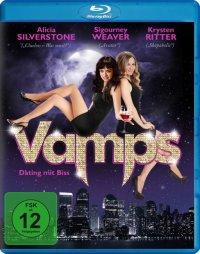 Vamps - Dating mit Biss, Titelmotiv