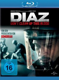 DIAZ - Don't clean up this blood, Titelmotiv
