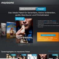 maxdome senkt Preis für die Video on Demand Flatrate