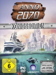 Packshot - Anno 2070 - Königsedition
