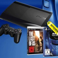 PS3 im Bundle mit The Last Of Us und Gran Turismo 6 Anniversary Edition