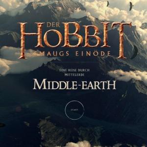Titelmotiv - Der Hobbit: Smaugs Einöde