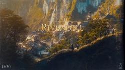Bruchtal - auf den einzelnen Detailsseiten zu den Handlungsorten erfährt man viel Interessantes - Der Hobbit: Smaugs Einöde