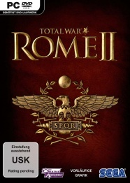 Packshot - Total War: Rome II
