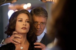 Mayor Hostetler (Russel Crowe) und Cathleen Hostetler (Catherine Zeta-Jones) - Broken City