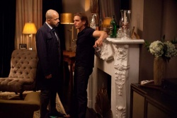 Carl Fairbanks (Jeffrey Wright) und Jack Vaillant (Barry Pepper) - Broken City