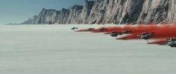 Heads Up auf Crait zwischen Widerstand und der Ersten Ordnung - Star Wars - Episode VIII - Die letzten Jedi