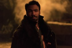 Lando Calrissian (Donald Glover) - Solo: A Star Wars Story