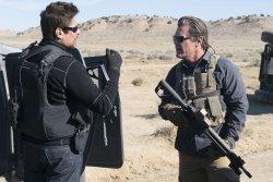 Alejandro Gillick (Benicio del Toro), Matt Graver (Josh Brolin) - Sicario 2