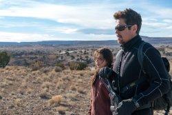 Alejandro Gillick (Benicio del Toro), Isabel Reyes (Isabela Moner) - Sicario 2