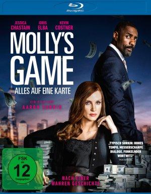 Titelmotiv - Molly's Game – Alles auf eine Karte