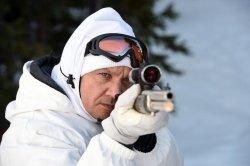 Cory Lambert (Jeremy Renner) - Wind River