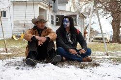 Cory Lambert (Jeremy Renner) und Martin Hanson (Gil Birmingham) - Wind River