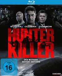 Hunter Killer, Titelmotiv