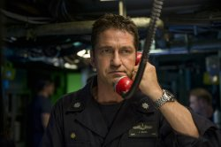 Captain Joe Glass (Gerard Butler) - Hunter Killer